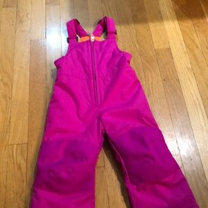 NWOT Girls 2T Snow Pants